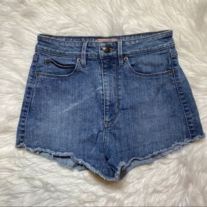 Vintage Guess High Waisted Shorts 26